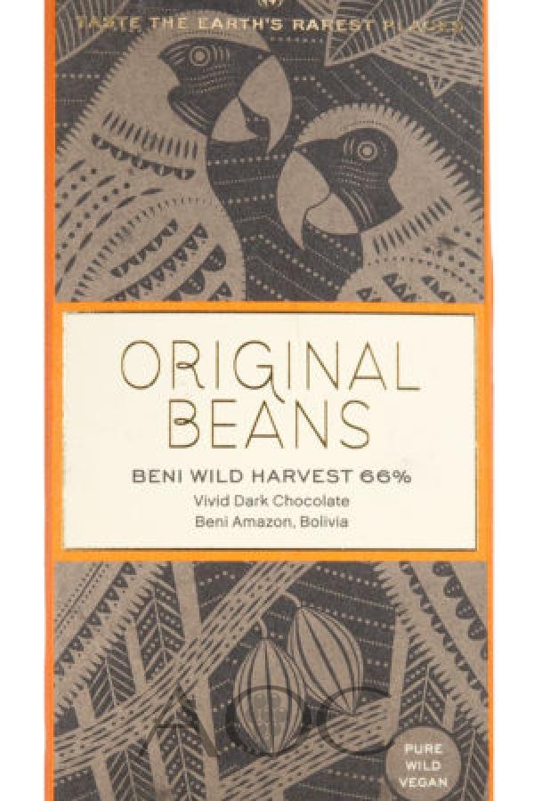 Czekolada Beni Wild Harvest 66%